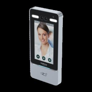 Controlador de acesso facial SS 5530 MF FACE – Intelbras
