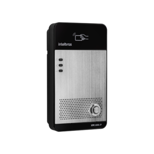 Porteiro eletrônico IP modelo XPE 1001 IP – Intelbras